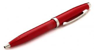 Ferrari Red 100 Ballpoint Pen by Sheaffer